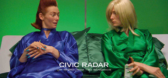 Civic Radar