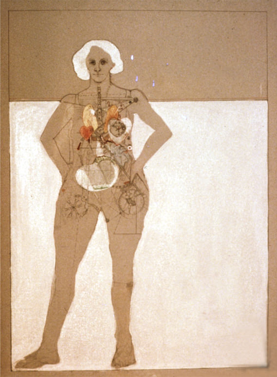 X-Ray Woman