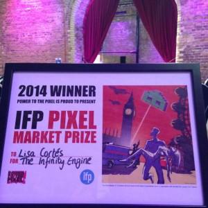 IFP Pixel Market Prize Award