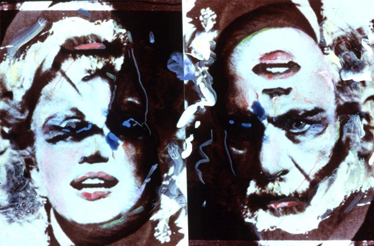 Hero Sandwich, Monroe/Freud - 1988